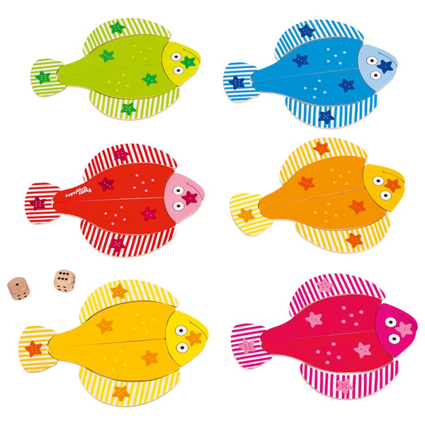 Funky Fish Game