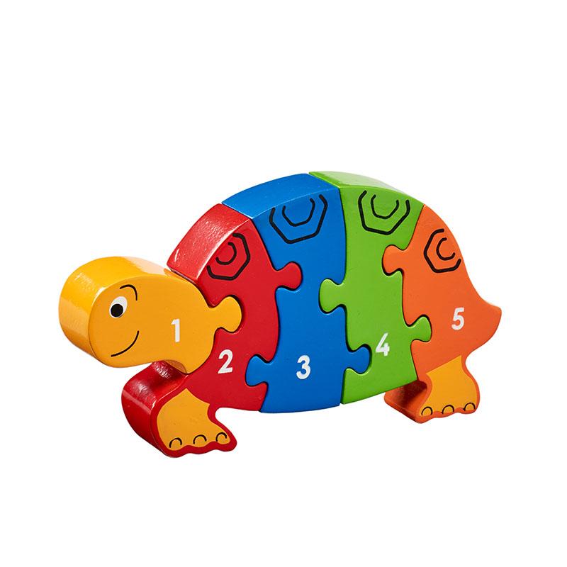 Tortoise 1-5 jigsaw