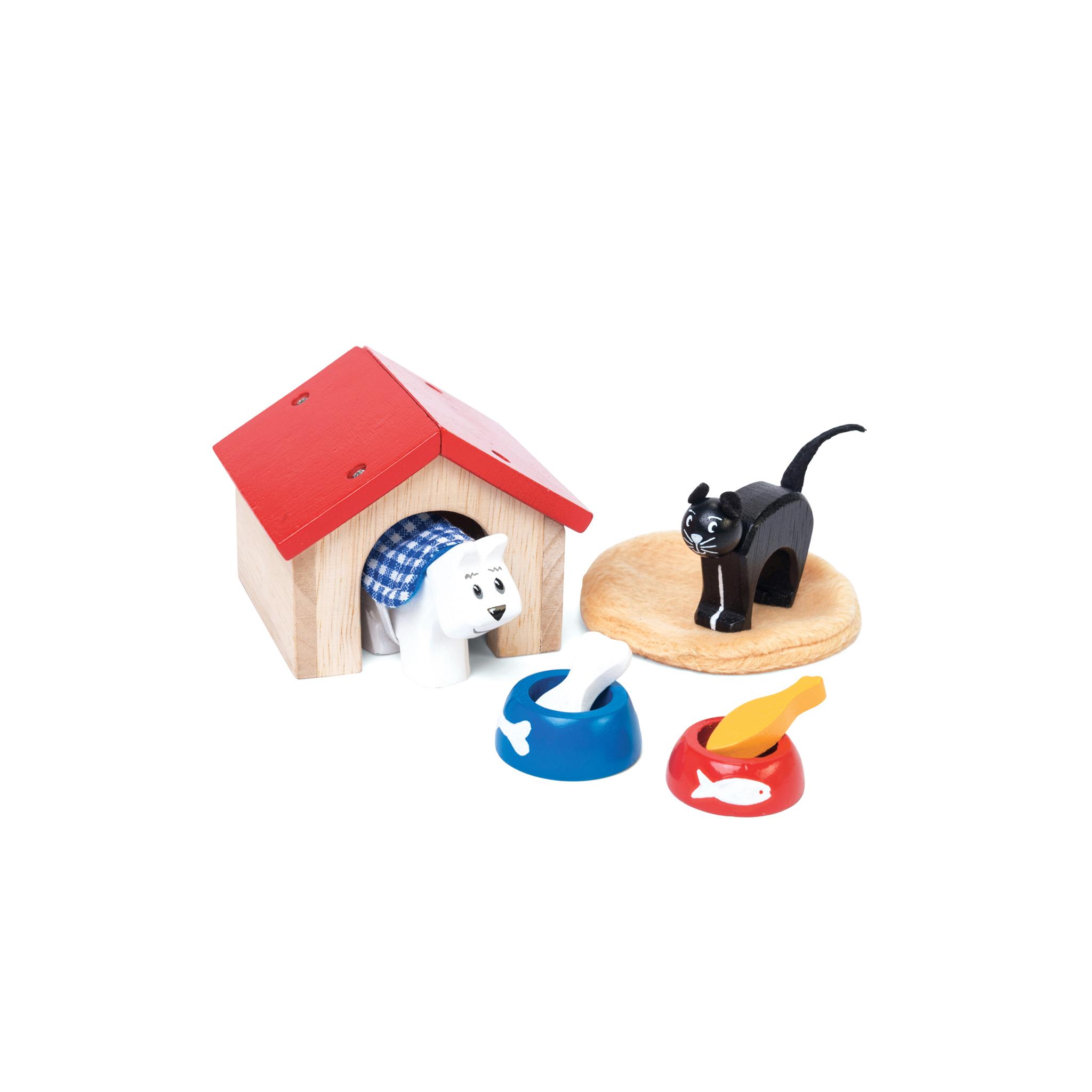 Doll House Pet Set
