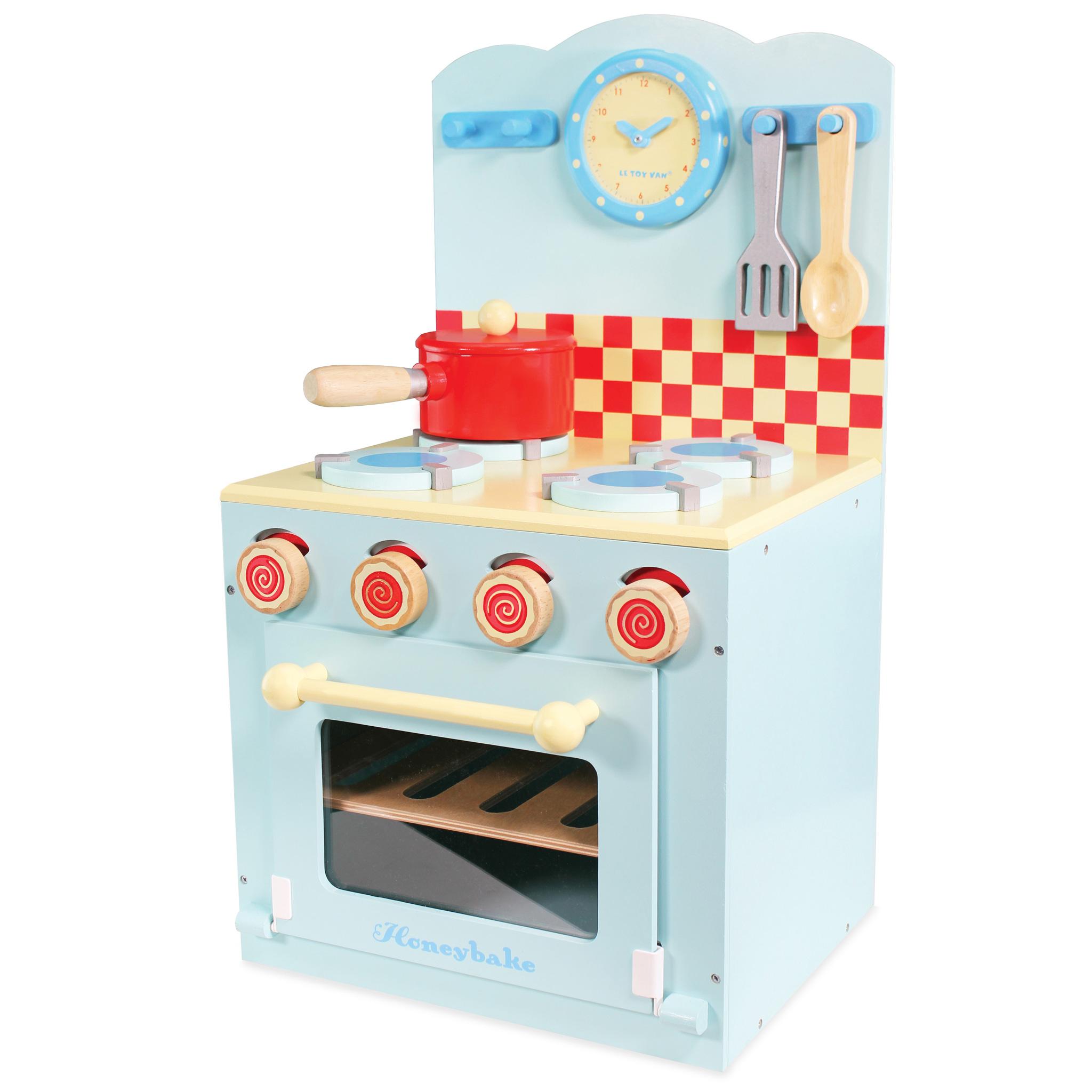 Oven & Hob Blue
