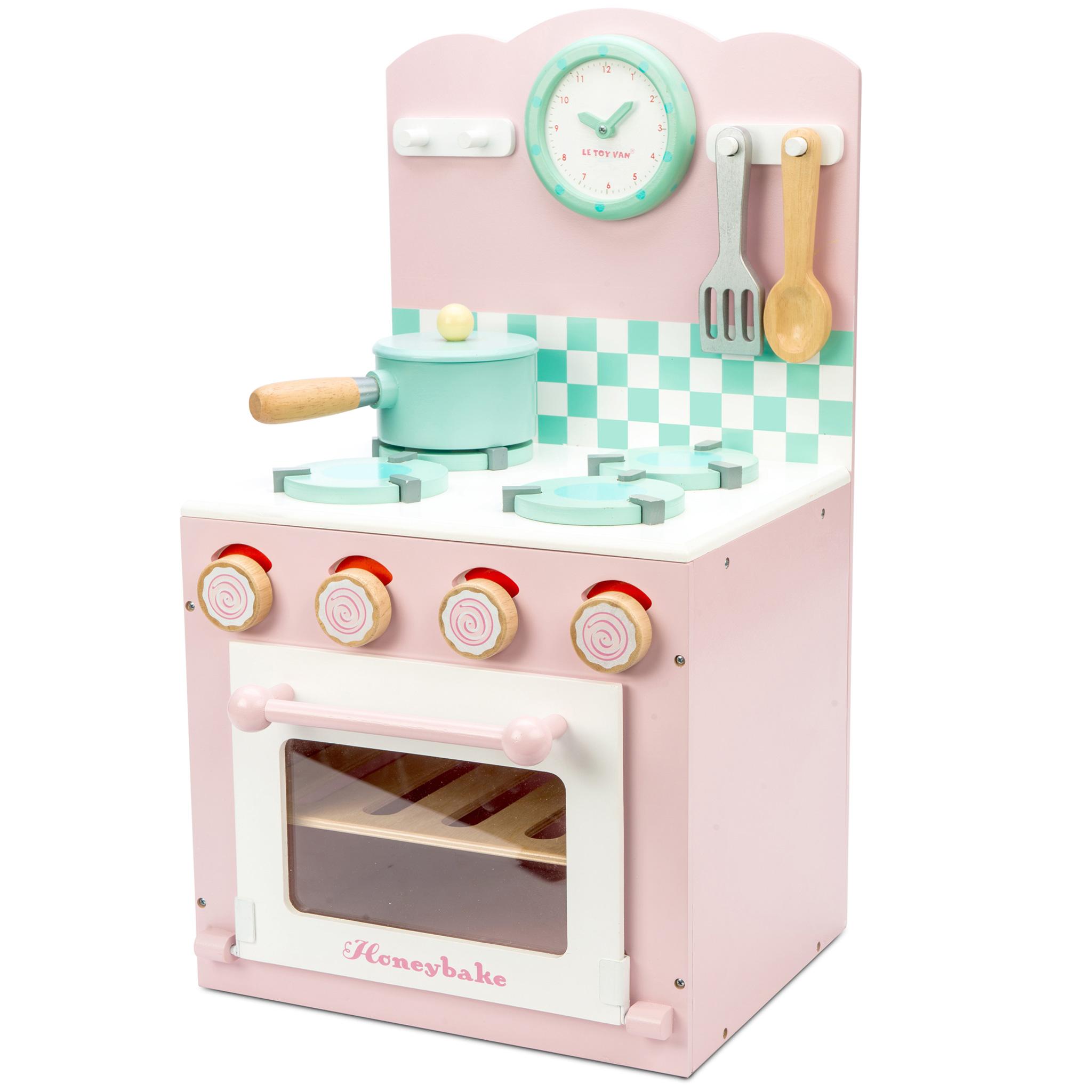 Oven & Hob Pink